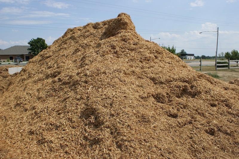 Landscaping Rock Decatur Il : Bulk mulch compost maske s organic gardening decatur