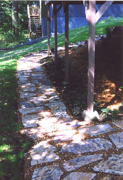 Landscaping Rock Decatur Il : Maske s organic gardening